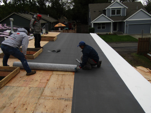 roof replacement portland or
