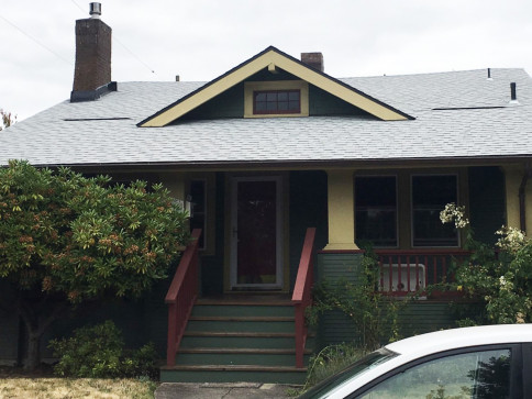 residential roofing portland or