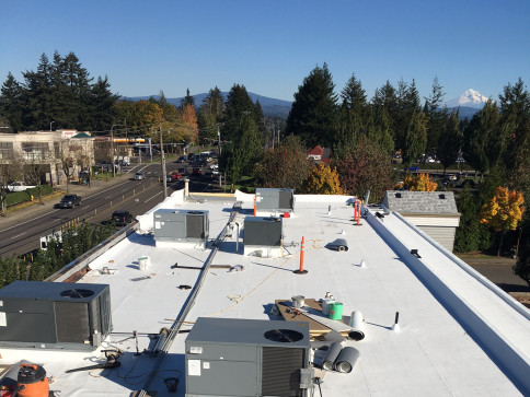 roof installation portland or